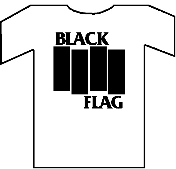 "Black Flag ""logo"""